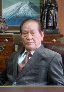 大廣製作所 代表取締役社長 廣田 弥助