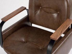 安定感のある座り心地